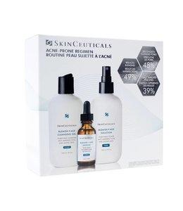 SkinCeuticals Routine peau sujette à l'acné (valeur de 196$)