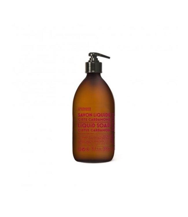 Compagnie De Provence Savon liquide de Marseille Ciste Cardamome  300 ml