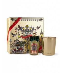 Penhaligon's Christmas is in the Air - Bougie et parfum d'ambiance en vaporisateur 100 ml