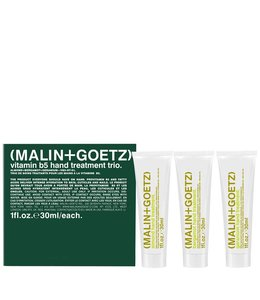 (MALIN+GOETZ) Vitamin b5 Hand Treatment Trio