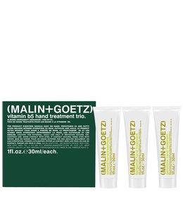 (MALIN+GOETZ) Vitamin b5 Hand Treatment Trio
