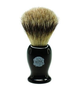Shaving Brush, Medium Black  Handle