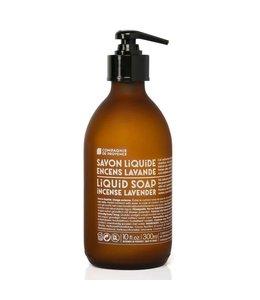 Compagnie De Provence Liquid Marseille Soap Incense Lavender 300ml