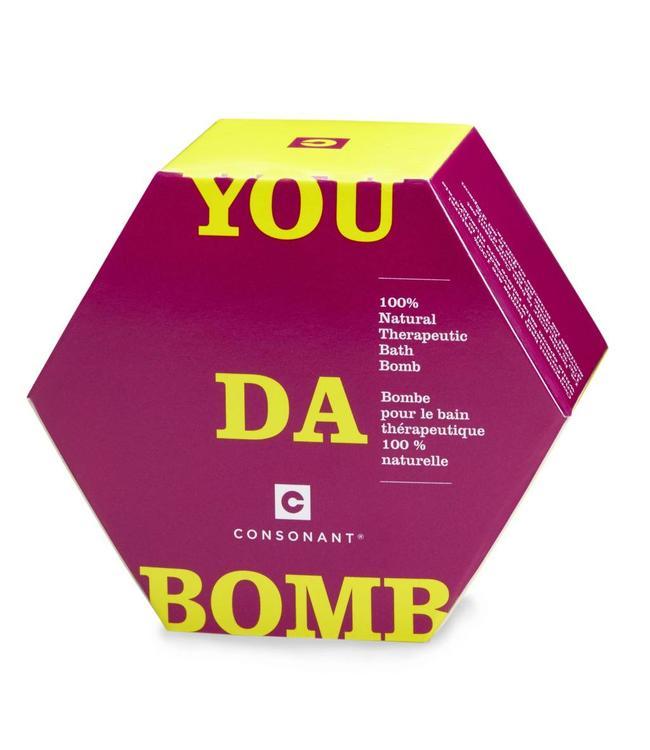 Consonant  Bombe pour le bain - Décongestionne 205g