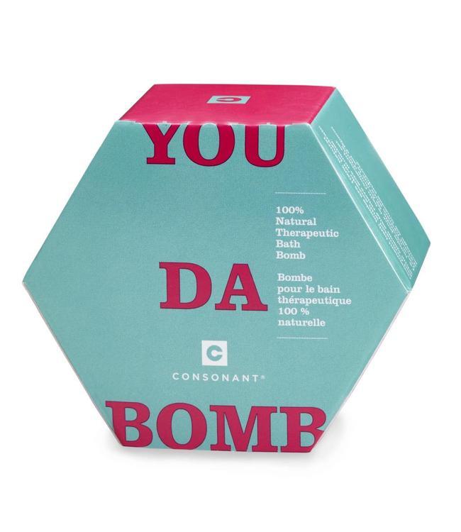Consonant Bath Bomb - Hydrate 205g