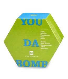 Consonant Bath Bomb - Relax 205g
