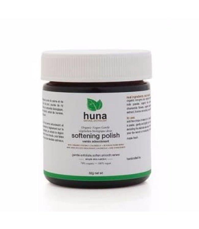 Huna Apothecary Organic Vegan Gentle Softening Polish 32g