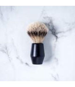 Rituels Wood and Brass Shaving Brush - Natural
