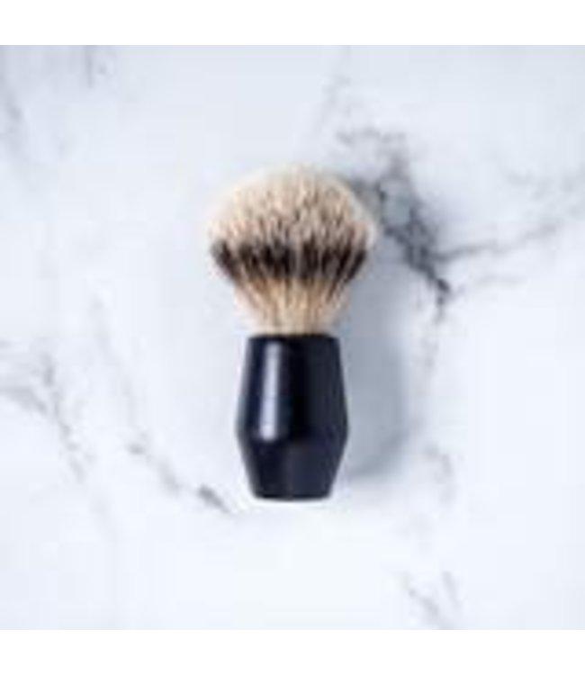 Rituels Wood and Brass Shaving Brush - Natural