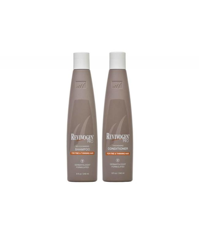 Revivogen Bio-Cleansing Women's shampoo + conditioner bundle