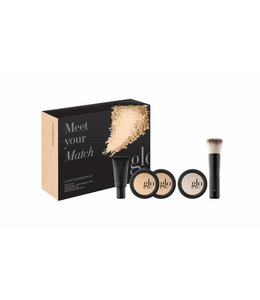Glo Skin Beauty Meet  your Match - Golden Medium/Dark (value of $115)