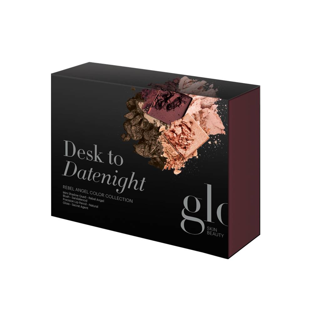 Desk to Datenight Rebel Angel (valeur de $137.50) - Etiket