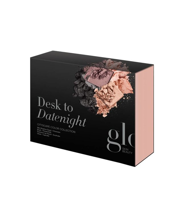 Glo Skin Beauty Desk to Datenight CityScape (valeur de $137.50)