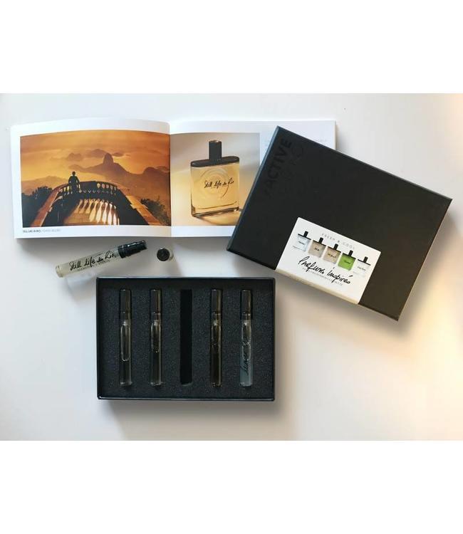Olfactive Studio Kit découverte Fresh & Cool 5 échantillons de 4ml