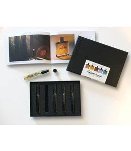 Olfactive Studio Warm & Sensual Discovery kit 5 spray vials 4ml