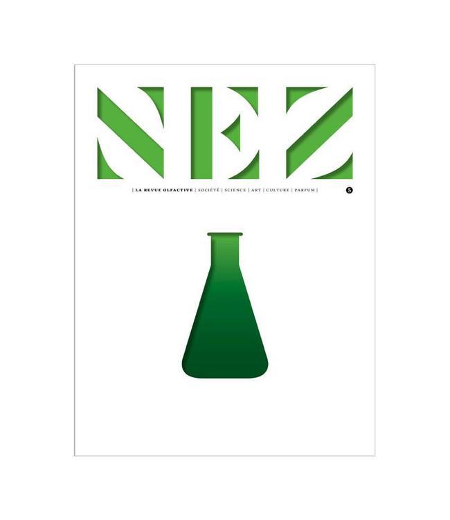 NEZ, LA REVUE OLFACTIVE – #05 – NATUREL ET SYNTHÉTIQUE – AVRIL 2018 (Version française)