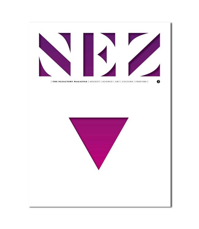 NEZ, THE OLFACTORY MAGAZINE – #03 – THE SEX OF SCENT (Version anglaise)