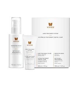 VivierSkin Acne Treatment System (now Vivier)