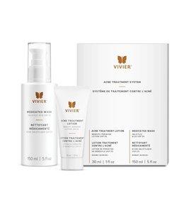 VivierSkin Système de traitement contre l'acné