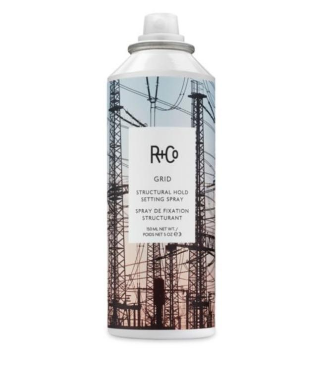 R+CO Grid Structural Hold Setting Spray 193ml