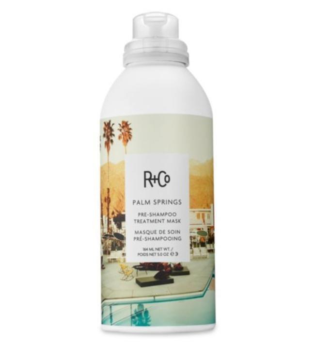 R+CO Masque de soin pré-shampooing PALM SPRINGS 164ml