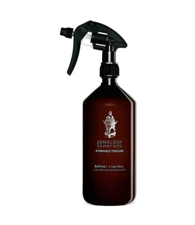 Zenology Bakhoor Liquidus   Liquid Bakhoor Ambiance Trigger 1000 ml