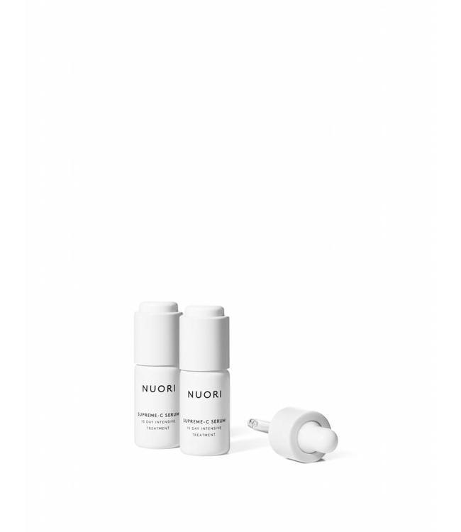 NUORI Supreme-C Serum Treatment 2 x 10ml