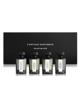 L'Artisan Parfumeur Coffret collection d'été 4 x 5ml