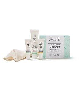 Pai Skincare Kit Décourverte