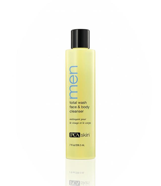 PCA Skin Total Wash Face & Body Cleanser 7 fl oz / 206.5 mL