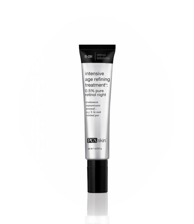 PCA Skin Intensive Age Refining Treatment: 0.5% pure retinol night 1 oz / 29.5 g