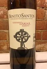 2015 Benito Santos Saiar Albarino, 750ml