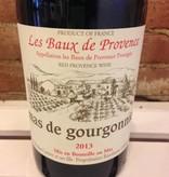 2014 Mas de Gourgonnier Les Baux de Provence Rouge, 750ml
