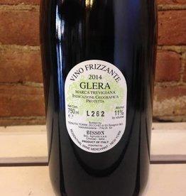 """2016 Bisson """"Bianco delle Venezie"""" Vino Frizzante Trevigiana, 750ml"""