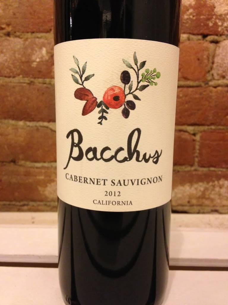 2013 Bacchus Cabernet Sauvignon,750ml