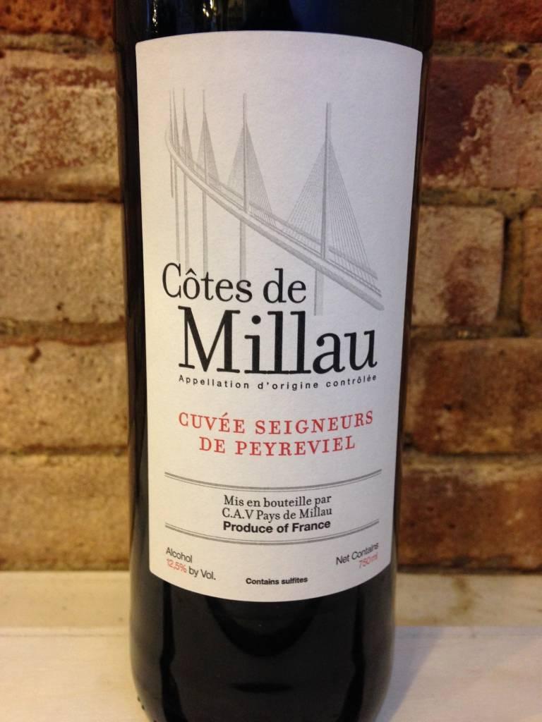 "2015 CAV Cotes de Millau ""Cuvee Seigneurs"", 750ml"