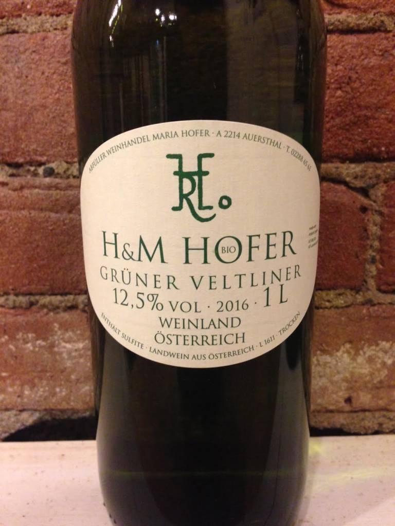 2016 Weingut Hofer Gruner Veltliner , 1L