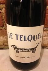 """2016 Bonhomme """"Le Telquel"""" VDF Rouge, 750ml"""