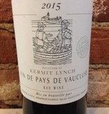 2015 Kermit Lynch Vaucluse Rouge, 750ml