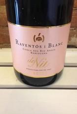"""2015 Raventos i Blanc """"de Nit"""" Brut Rose, 750ml"""