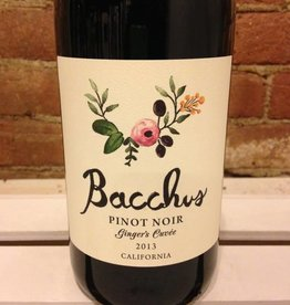 2016 Bacchus Pinot Noir, 750ml