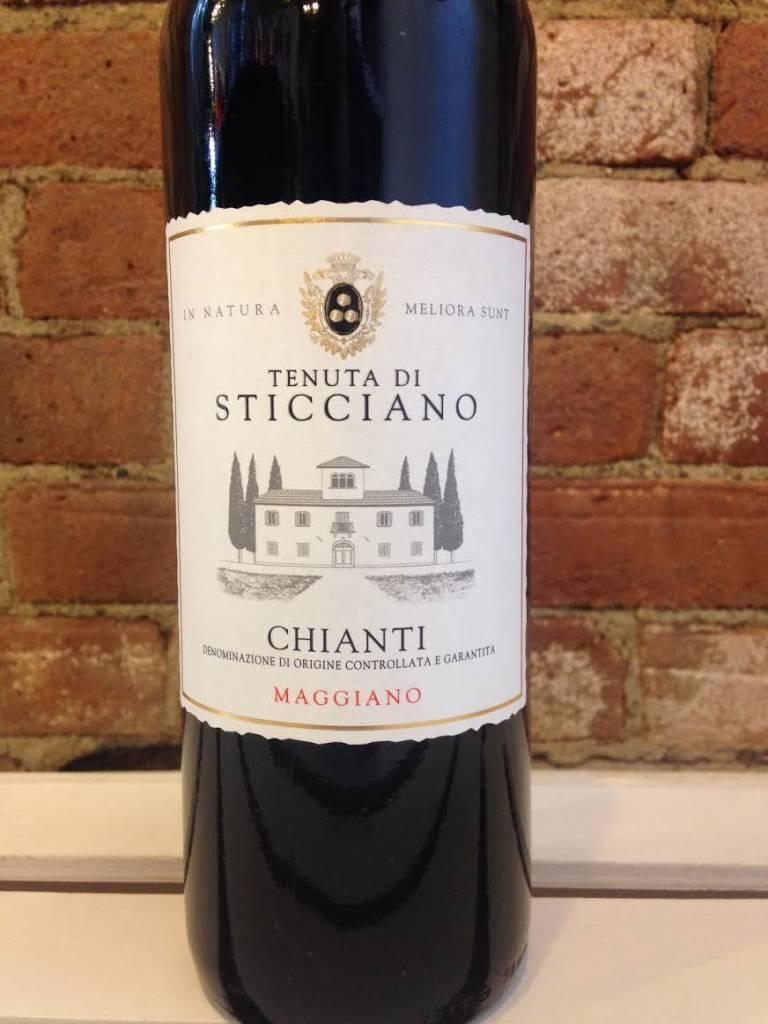 2015 Tenuta di Sticciano Chianti Maggiano, 750ml