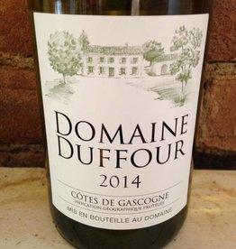 2016 Domaine Duffour Cotes de Gascogne, 750ml