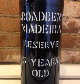 NV Broadbent Madeira Reserve 5 Yr, 750ml