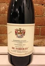"""2015 De Forville Barbera D'Asti """"Ca'Del Buc"""", 750ml"""