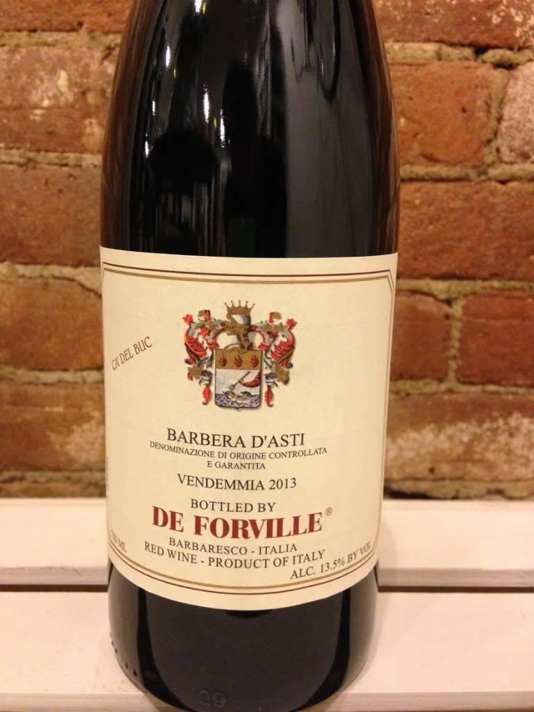 """2016 De Forville Barbera D'Asti """"Ca'Del Buc"""", 750ml"""