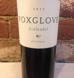 2014 Foxglove Zinfandel Paso Robles, 750ml
