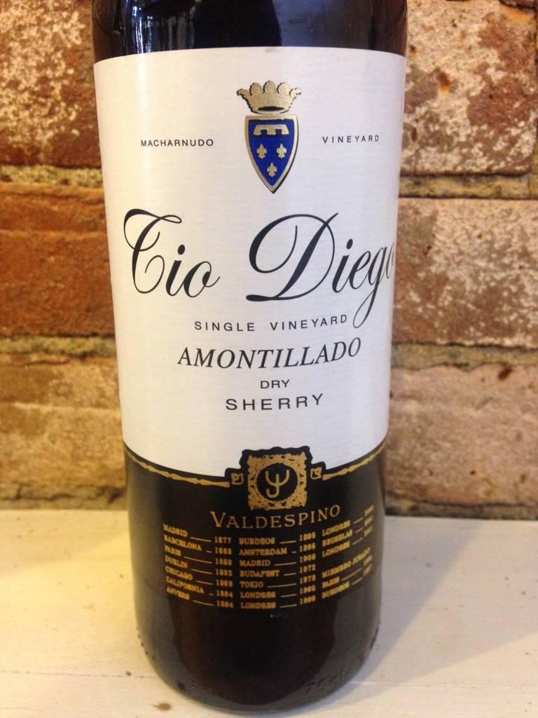 NV Valdespino Tio Diego Amontillado, 750ml