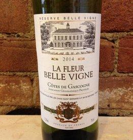 2016 La Fleur Belle Vigne Cotes de Gascogne Blanc, 750ml
