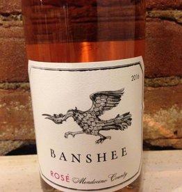 2016 Banshee Pinot Noir Rose,750ml